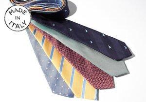 Made in Italy: Rossovivo Ties