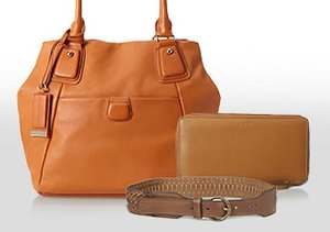 Classic Camel: Bags & Accessories
