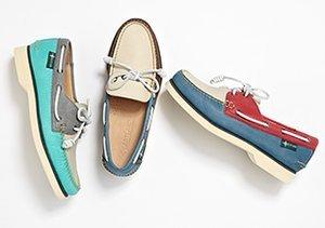 Smooth Sailing: Boat Shoes