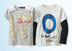 2Fer Tees: Kids' Styles