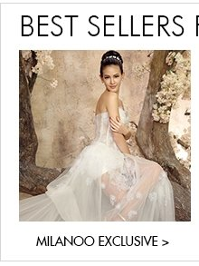 Best Sellers for the Big Wedding Day Milanoo Exclusive>>