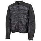 Scorpion Men's 'Underworld' Smoke Textile Jacket