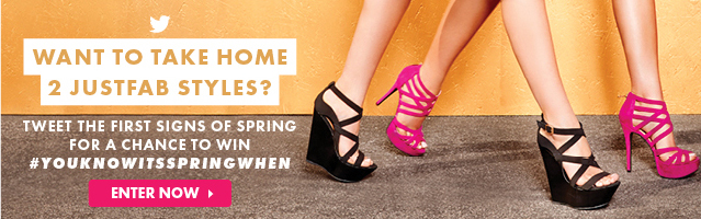 Want To Take Home 2 JustFab Styles? Enter Now