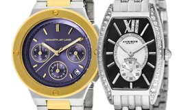 Women's Watches by Akribos and Lancaster