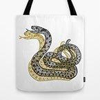 Snake (Black/Gold)