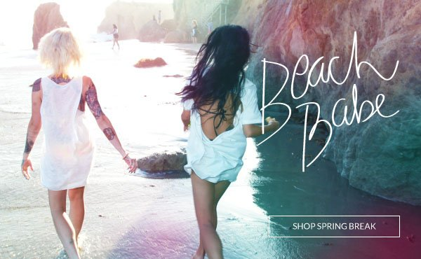 Shop the Beach Babe Collection