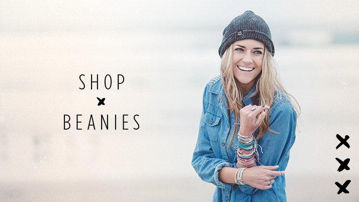 Shop Beanies Now!