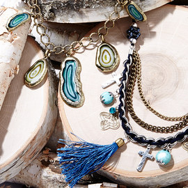 Bohemian Glamour: Accessories