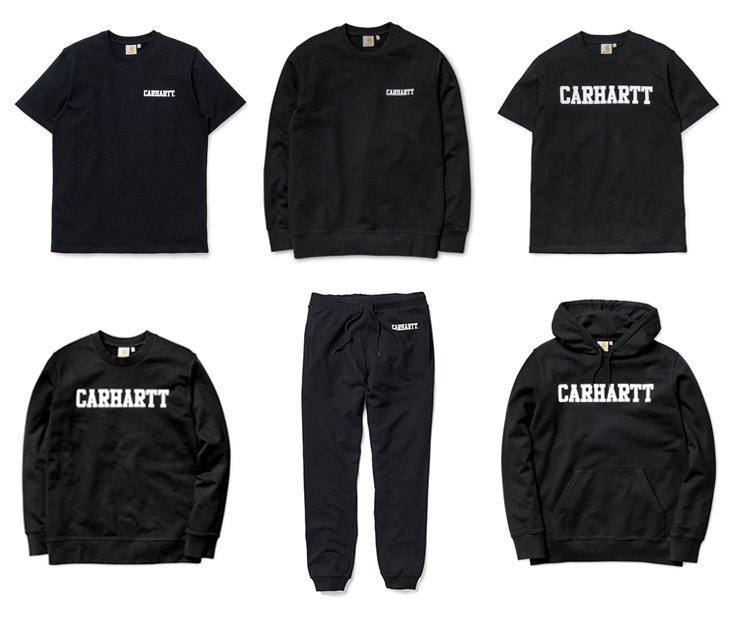 College Script - Spring/Summer 2014 Items