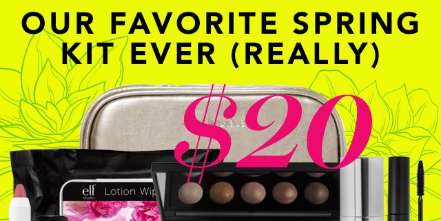 Our Favorite SPring Kit Ever (Really) $20