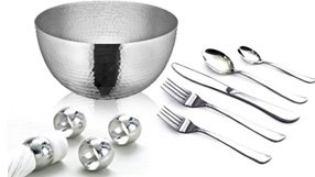 Stainless Steel Kitchen Items
