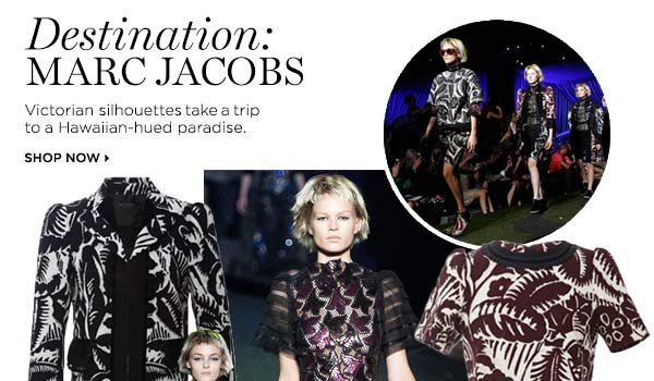 Destination Marc Jacobs