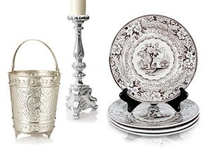 The Vintage Tabletop: Serveware