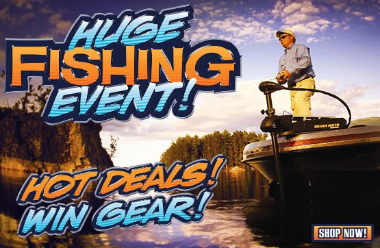 Sportsman's Guide's Huge Fishing Event & Giveaway!