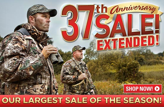 Sportsman's Guide's 37th Anniversary Sale!