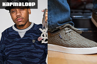 KL Presents: Sweatshirts & Sneakers