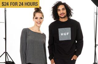 Sweatshirts $24 and less