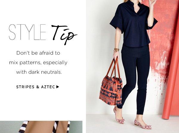 Stripes & Aztec. Shop Stripes and Aztec