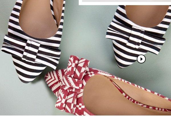 Stripes & Aztec. Shop Kameko