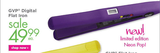 GVP Digital Flat Iron