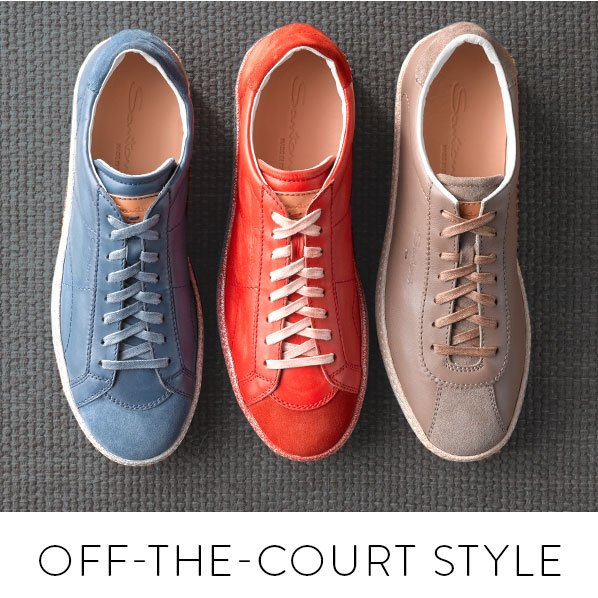OFF-THE-COURT STYLE