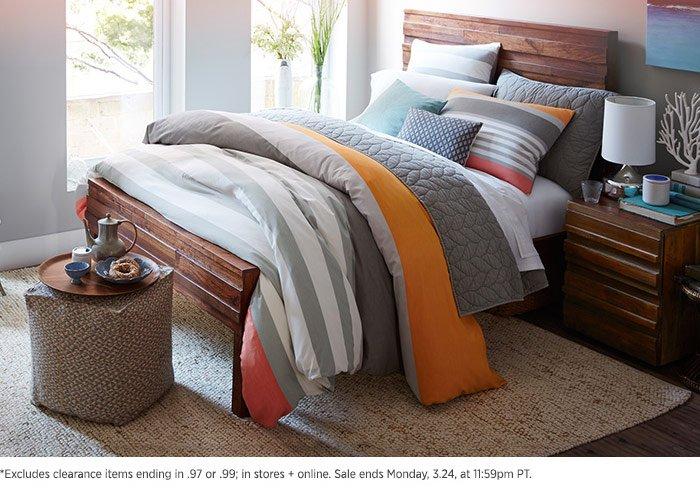 West Elm 3 Days Left Bedding Sale Free Design Services Milled