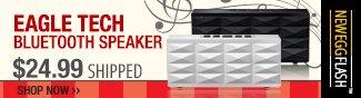 NF - Eagle Tech bluetooth speaker.