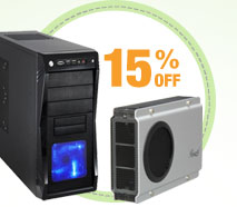 15% OFF SELECT ROSEWILL COMPONENTS*