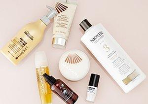 Hair Repair: Nioxin, L¿Oreal & More