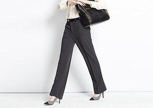 Work Style: Denim, Skirts & Pants