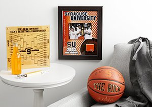 Tourney Time: Sports Memorabilia