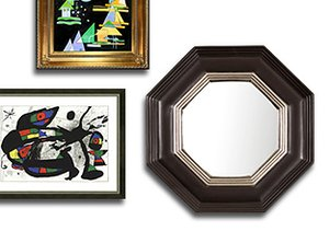 Art & Mirrors: Wall Décor