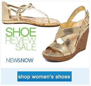Shoe Review - shop womens shoes