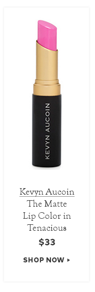 Kevyn Aucoin The Matte Lip Color in Tenacious, $33