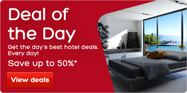 Deal of the Day - save up to 50%*