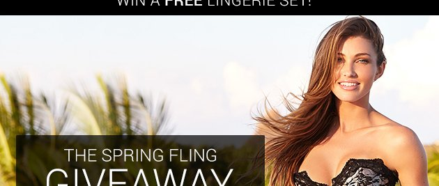 The Spring Fling Giveaway
