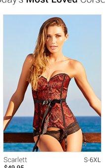 Scarlett lingerie set