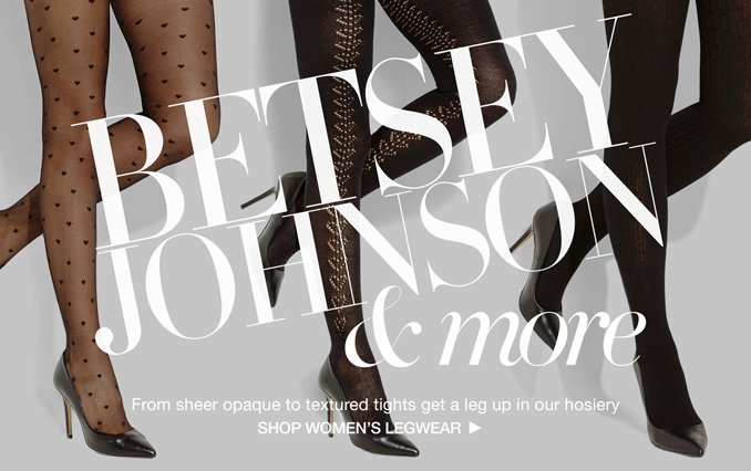Shop Hosiery and leggings - Ladies
