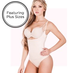 For Sexy Curves: Shapewear Essentials by N-Fini, Body Liner Control & More