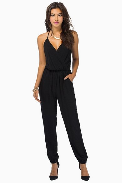 Wrap Me Up Jumpsuit $46