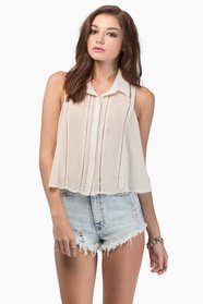 Decode Me Blouse $29