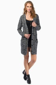 Eyes Closed Cardigan $57