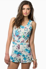 Early Bloomer Romper $49