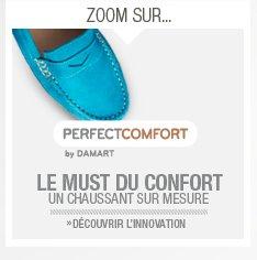 Zoom sur Perfectcomfort