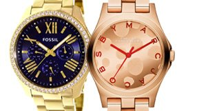 Aquaswiss Gold and Silver Watches