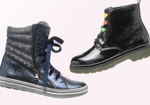 Rock Out: Girls' Boots
