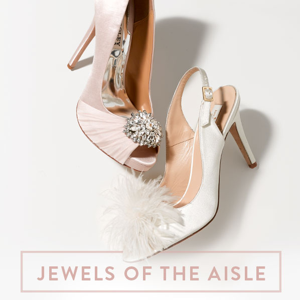 JEWELS OF THE AISLE