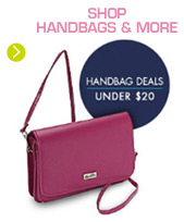 Shop handbags and more