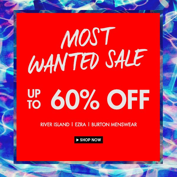 Get up to 60% off!
