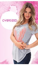 Shop All Women's Oversized Tees